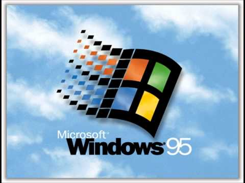 Windows 95 shutdown sound
