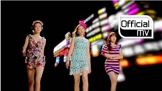 Клип Orange Caramel - The Gangnam Avenue