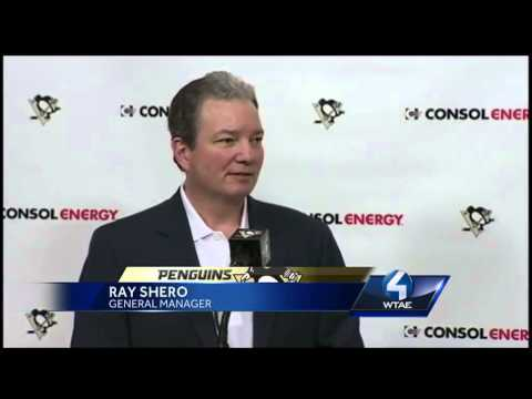 Ray Shero: Evgeni Malkin made it clear he wanted to stay in Pittsburgh