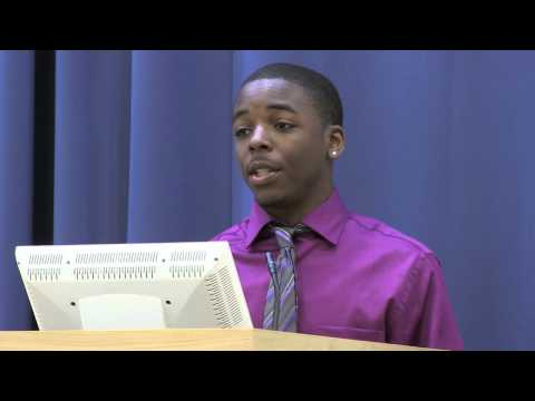 2013 - Princeton Prize - New Jersey (N) Presentation - Symposium on Race