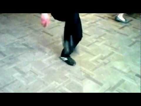 Мой танец на школьной дискотеки