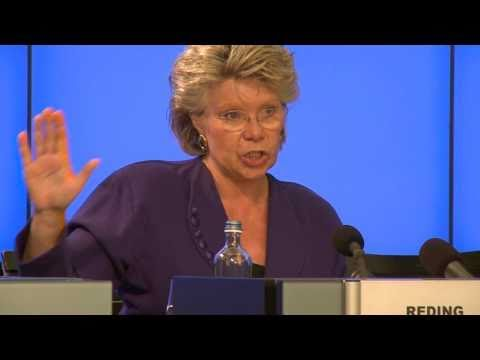 Roma: Reding says Barroso now to represent 'unanimous' EC in debate