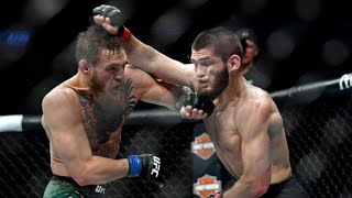 Angerher Rompasso | Khabib vs Conor|