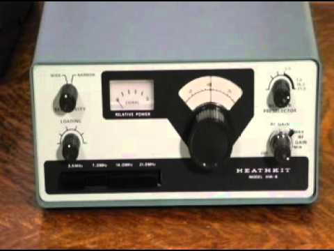 The Heathkit HW-8 QRP Transceiver
