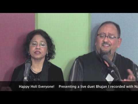 Darshan do Ghanshyam - A duet Bhajan by Pradeep Arora & Najma...