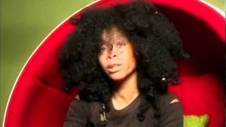 Erykah Badu: How to be a pop star