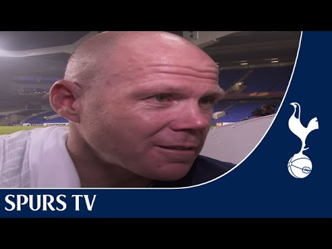 Brad Friedel gives his reaction to Tottenham Hotspur's 3-0 win over Inter Milan