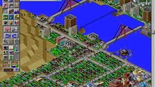 Shooting Down SimCopters! - NostalgiaMan Revisits SimCity 2000 (Longplay Part 3/6)