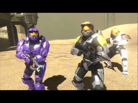 Red Vs. Blue Revelation: Episode 9 video