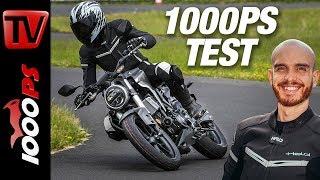 Honda CB 300 R Test - Agiles A2 Bike