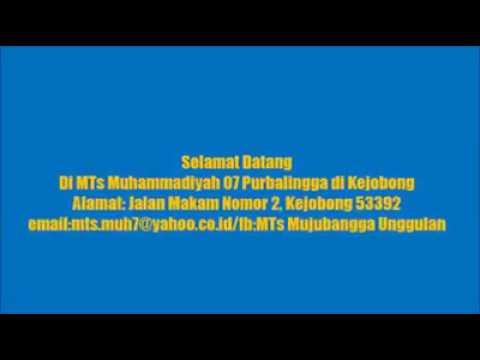 Mts muhammadiyah 07 purbalingga (full movie)