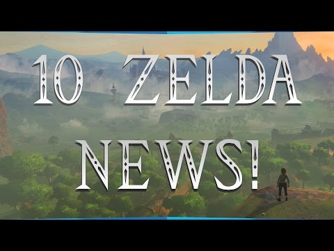 Legend of Zelda: Breath of the Wild   Das ist neu - 10Fakten über die Neuerungen