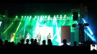 URBAN SAGES Ranchi at Rock Jatra 2k18 || Aaogey Tum Kabhi (THe Local Train) Cover...