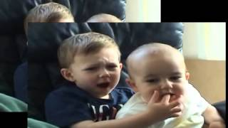 funny prank videos baby are bitting