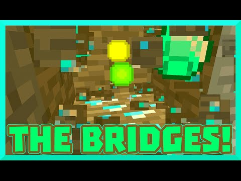 Minecraft - the We So Fancy Bridges with Gamer Chad Alan on the Mineplex