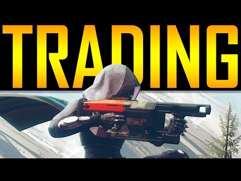 Destiny 2 - TRADING! STRANGE DUST! NEW CURRENCY!
