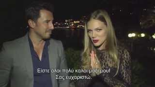 Tracy Spiridakos interview in Monaco- Revolution