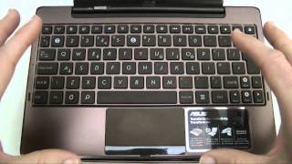 Asus Eee Pad Transformer Full Review