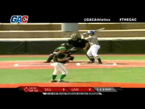 2014 GAC Baseball Championships Day 4