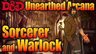 Unearthed Arcana: Sorcerer and Warlock For 5th Edition Dungeons and Dragons