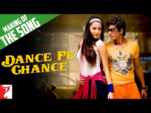 Making Of The Song - Dance Pe Chance - Rab Ne Bana Di Jodi video