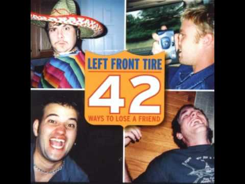 Left Front Tire - Mental Vacation