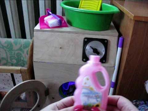 Детская стиральная машина своими руками 33