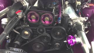 FC RX-7 Twin Charged 2JZ Drift Car