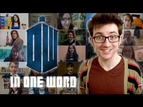 Doctor Who In One Word