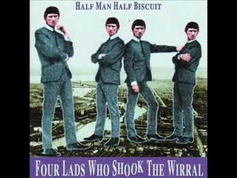 Half Man Half Biscuit - Bob Wilson - Anchorman