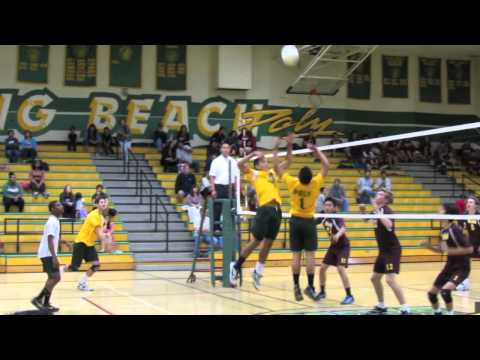 High School Volleyball: Long Beach Poly vs. LB Wilson