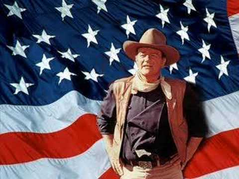John Wayne and the Pledge of Allegiance - presented by William J. Ellingsworth