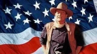 Watch John Wayne The Pledge Of Allegiance video