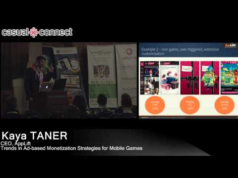 Trends in Ad-based Monetization Strategies for Mobile Games | Kaya TANER