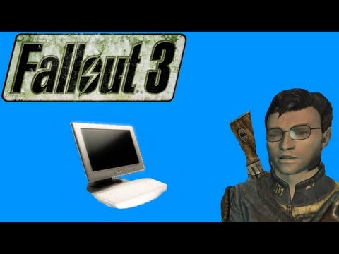 Let's Play Fallout 3 -38- The Presidental Years