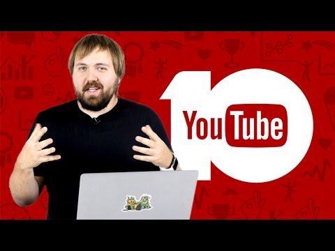 TOP-10 русскоязычных техно YouTube каналов по версии Wylsacom