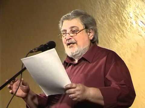Ян Бруштейн читает свои стихи (3 часть)