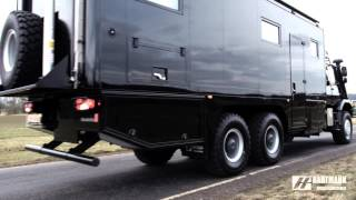 Zetros Mobile Home - Power meets elegance