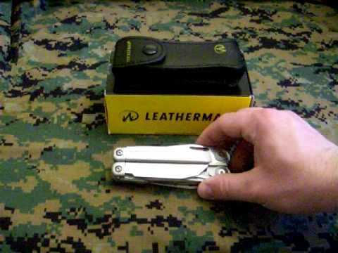 The Leatherman Surge