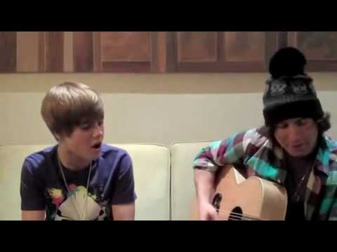 BABY - JUSTIN BIEBER ACOUSTIC LONDON HOTEL EXCLUSIVE!
