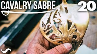 MAKING THE CAVALRY SABRE: Part 20