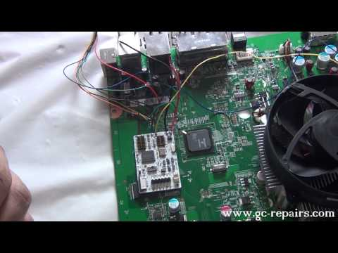 Xecuter CR3 Lite Corona v1 Reset Glitch RGH Install Guide By gc repairs com