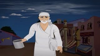 Shirdi Sai Baba - Stories of Sai Baba - Baba the Protector - Animated Stories for Children