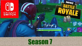 Fortnite Battle Royale Season 7 #3: Zwei auf Achse - Nintendo Switch (Livestream v 15.12. deutsch)