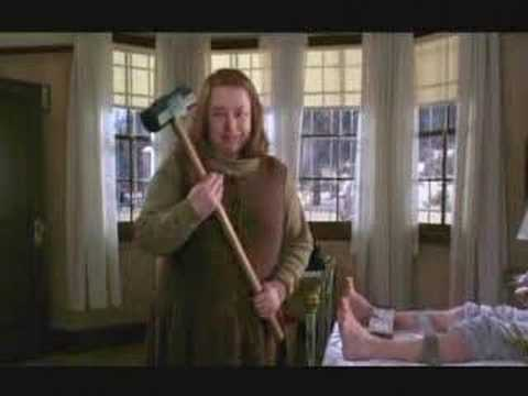 Misery commercial