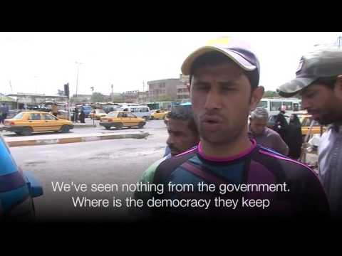 Fatal protests in Baghdad Green Zone BBC News newsbulk