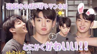 Download lagu 【BTS 日本語字幕】寝起きマンネはかわいい!〜タリョラEP.150 ジョングク集〜