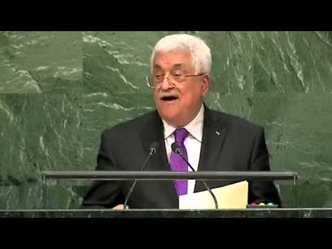 Mahmoud Abbas Breaks Oslo Accords