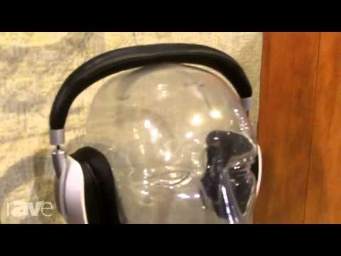 CEDIA 2013: NAD Features its VISO HP50 OTE Headphones