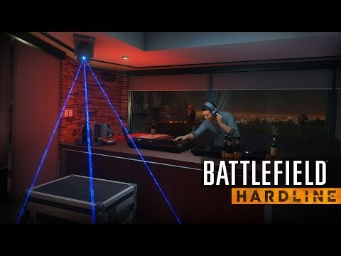 Battlefield Hardline Gameplay Series – Character Design